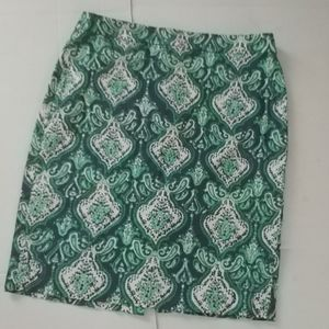 J. Crew Pencil Skirt Size 8